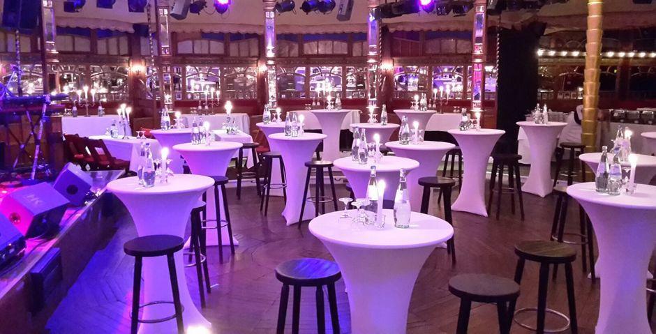 Mobilar in der Bar jeder Vernunft Eventlocation Berlin
