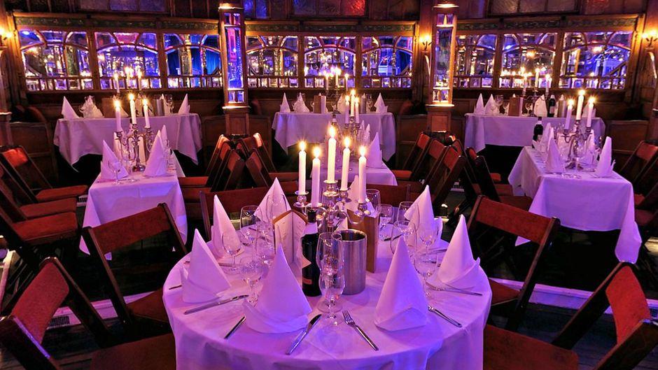 Gala-Event in der Bar jeder Vernunft Eventlocation Berlin